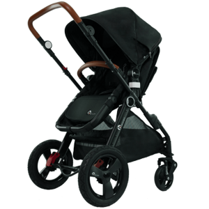 Pletora black prams baby prams in Australia