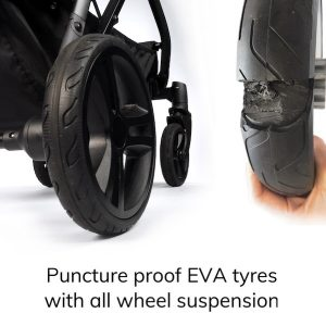 Puncture proof tyre - baby prams australia