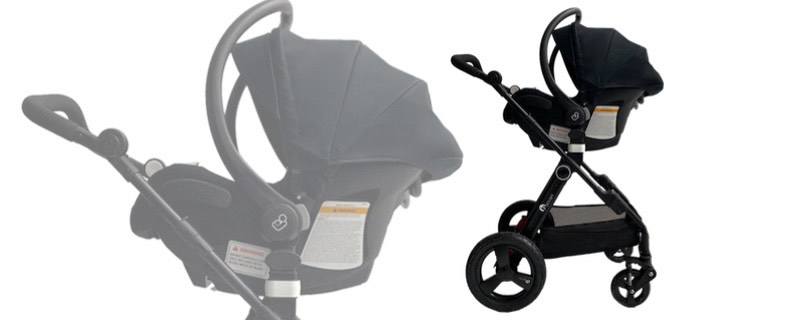 Baccani car capsule baby prams in Australia