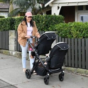 Lusso double prams baby prams in Australia